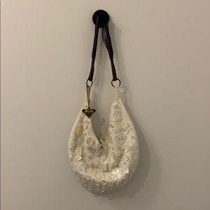 ROxy seashell purse